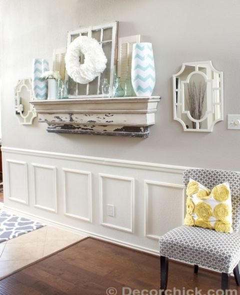 Wood, Floor, Room, Flooring, White, Interior design, Wood flooring, Hardwood, Teal, Laminate flooring,