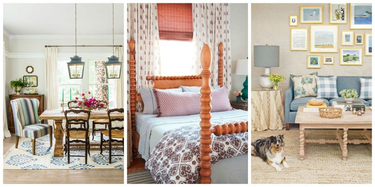 Country Living Decorating Almanac - How To Decorate a Country Home
