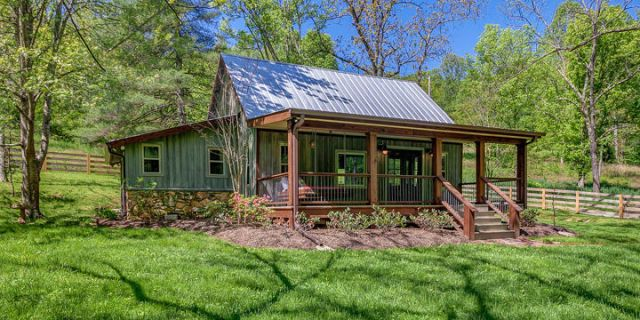 Tennessee Rental Cabin Leiper S Fork Vacation Rental