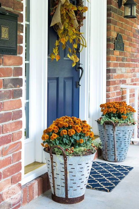 50 Fall Porch Decorating Ideas Outdoor Fall Decor