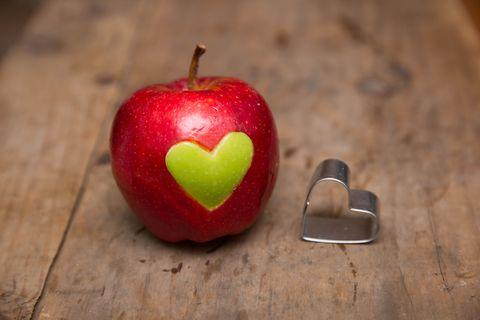 Wood, Red, Produce, Vegan nutrition, Fruit, Natural foods, Sweetness, Whole food, Apple, Ingredient,