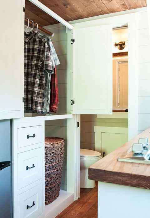 Timbercraft Tiny Homes - Tiny House that Feels Large Inside