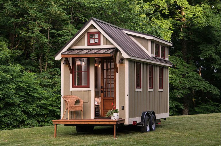 Courtesy Of Timbercraft Tiny Homes