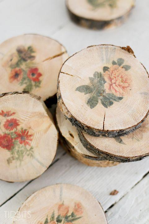 25 Easy Wood Slice Crafts Diy Wood Slice Project Ideas