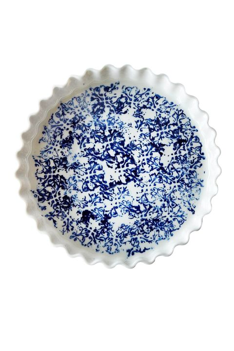 Blue, Serveware, White, Pattern, Dishware, Porcelain, Ceramic, Cobalt blue, Circle, Blue and white porcelain,