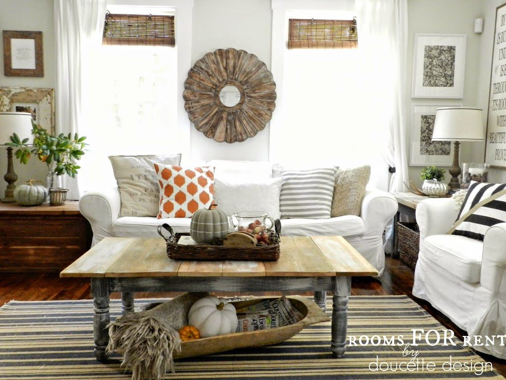 Fall Home Decor for Every Room - Seasonal Decorations for Fall
