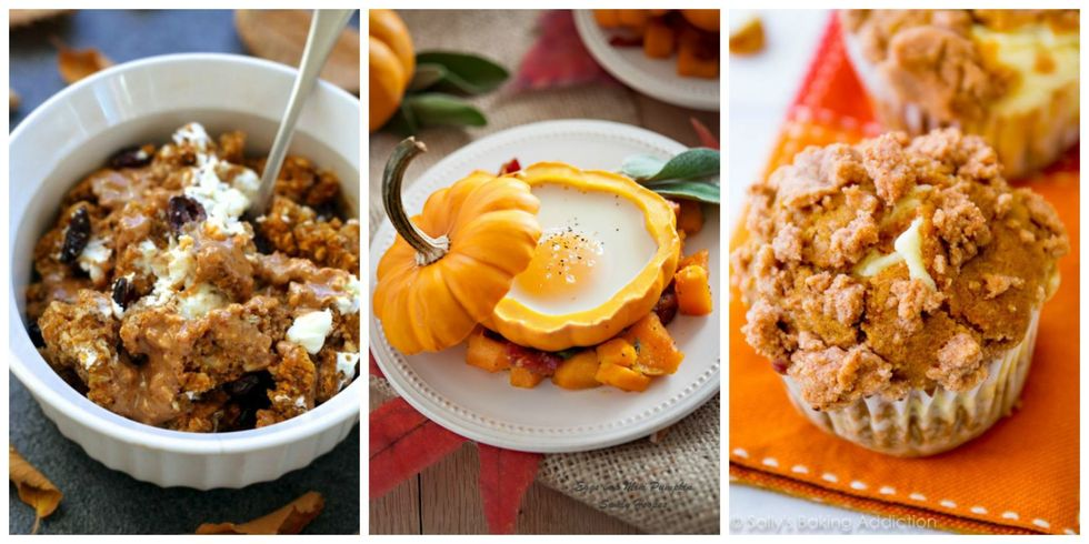 10 Delicious Ways to Have Pumpkin for Breakfast