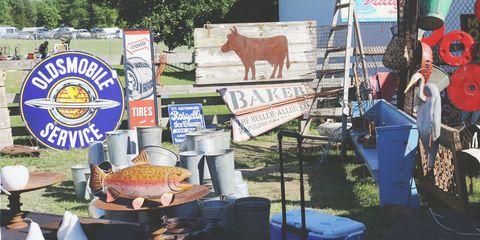Logo, Signage, Dish, Advertising, Banner, Poster, Bovine, Street food, Cooking, Meat,