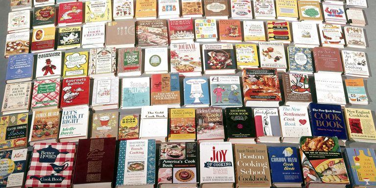 Image result for vintage cookbooks photos