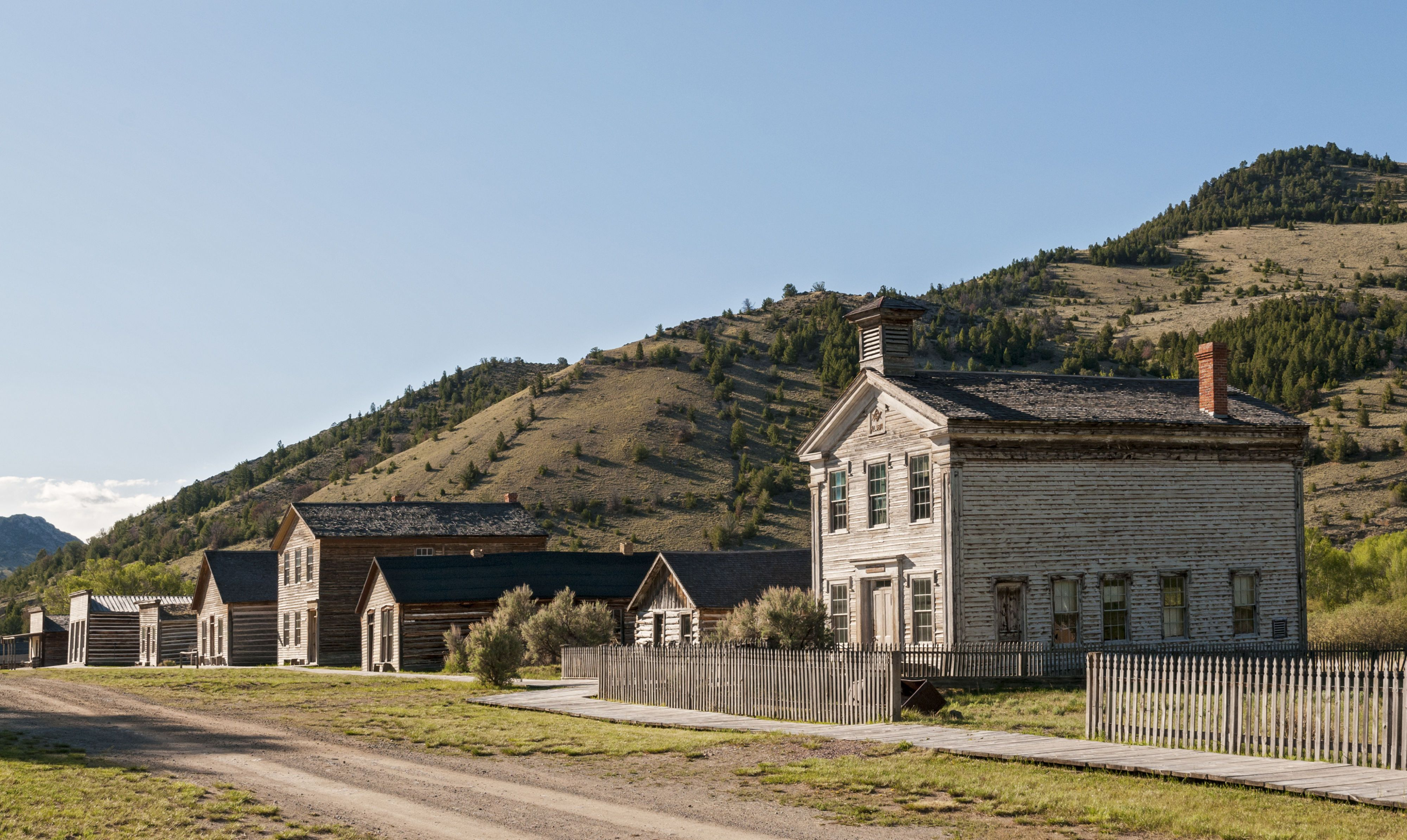 Abandoned Towns In The Usa