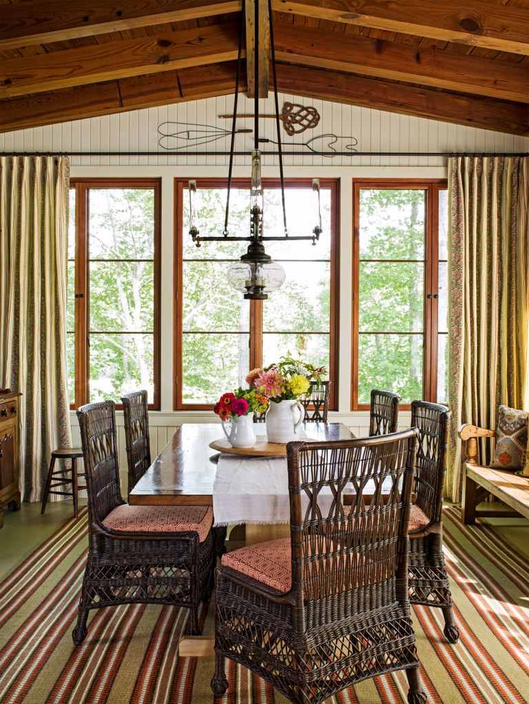 South Carolina Lake House Cabin Rustic And Timeless