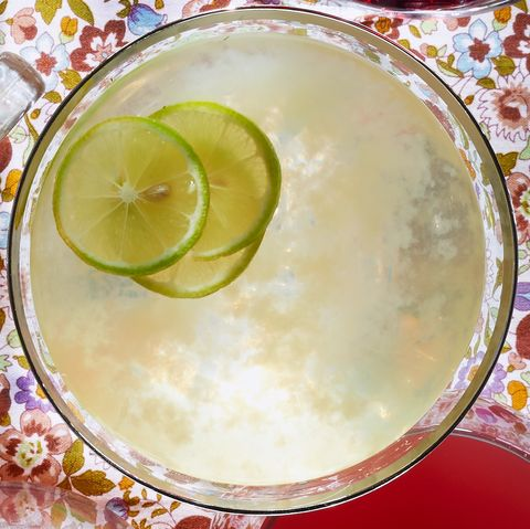 key lime gimlet
