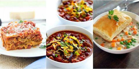 Food, Cuisine, Dish, Meal, Recipe, Ingredient, Garnish, Fast food, Breakfast, Spoon,