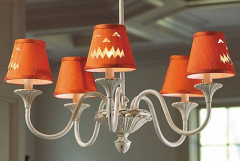 Orange, Lighting accessory, Red, Lampshade, Wall, Iron, Amber, Metal, Light fixture, Ceiling fixture,