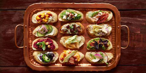 Food, Cuisine, Finger food, Dish, Leaf vegetable, Tableware, Vegetable, Recipe, Fast food, Meal,
