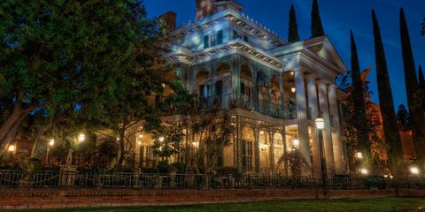 Facade, Real estate, Mansion, Home, Lawn, Street light, Palace, Estate, Tourist attraction, Classical architecture,