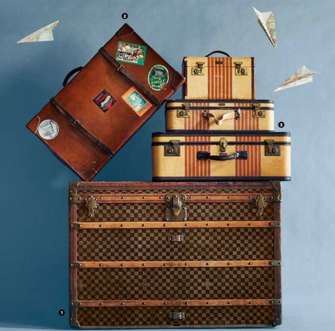 a42cbf28651d The Collector s Ultimate Guide to Luggage - Vintage Suitcases