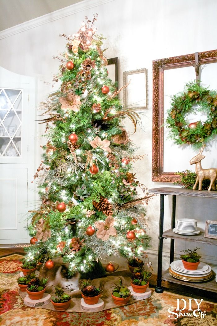 60 best christmas tree decorating ideas how to decorate a 60 best christmas tree decorating ideas how to decorate a christmas tree publicscrutiny Image collections