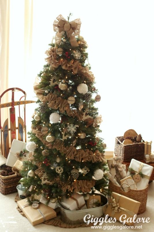 60+ Best Christmas Tree Decorating Ideas   How To Decorate A Christmas Tree