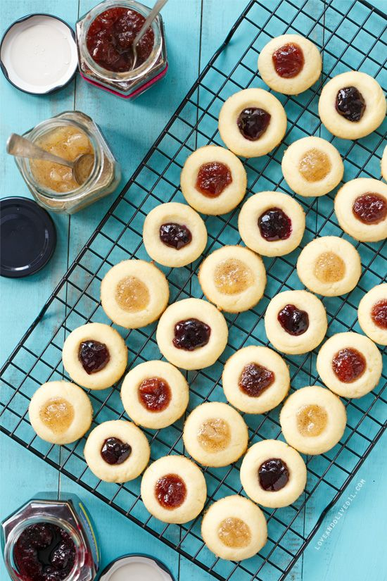 57 Best Thumbprint Cookie Recipes How To Make Thumbprint Cookies