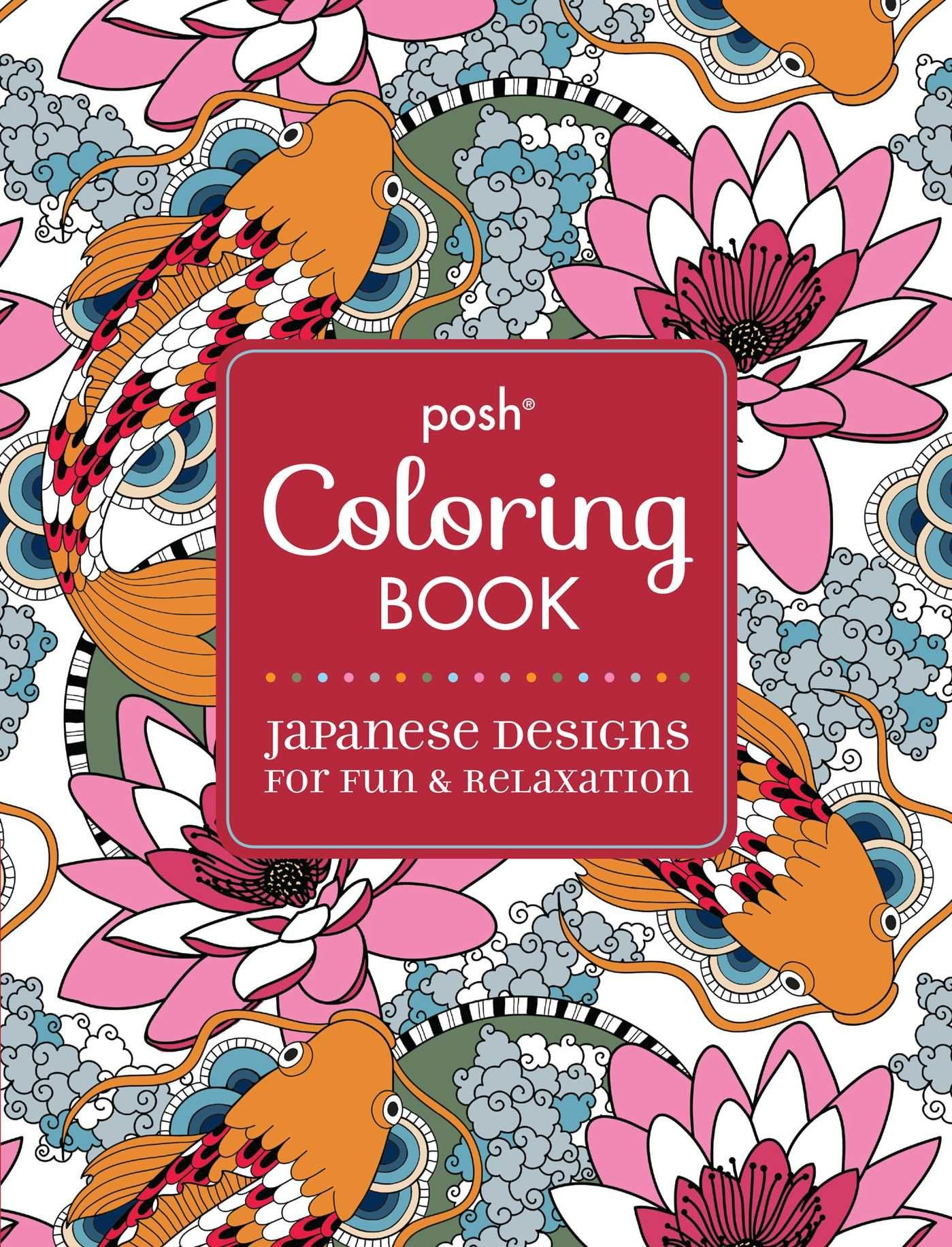 Adult Coloring Books Christmas Gift Guide - Coloring Books for ...