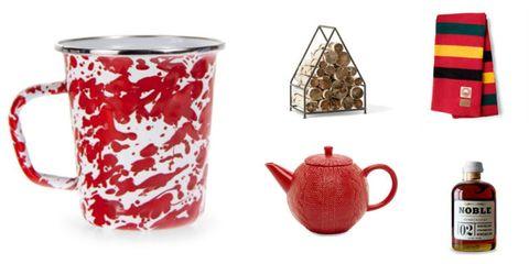 Serveware, Red, Drinkware, Tableware, Teapot, Ingredient, Maroon, Lid, Dishware, Peach,