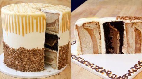 Brown, Cuisine, Food, Dessert, Ingredient, Baked goods, Sweetness, Recipe, Dish, Cake,