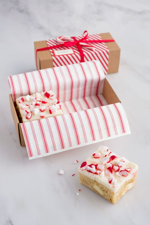 food, cuisine, petit four, dessert, confectionery, dish, baked goods, snack, present, candy cane,