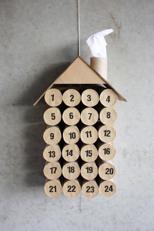 33 diy advent calendar ideas homemade christmas advent calendars solutioingenieria Gallery