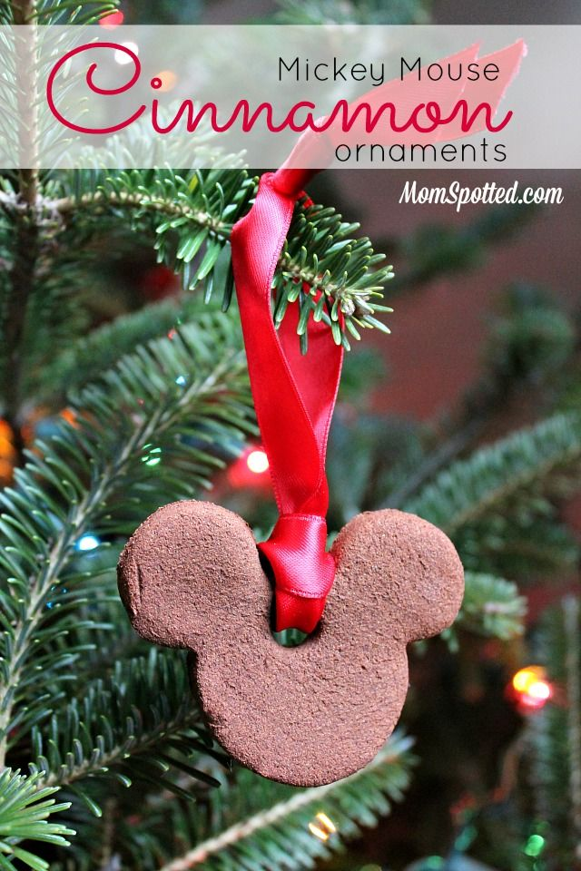 20 disney christmas decorations diy disney christmas ornaments - Mickey Christmas Decorations