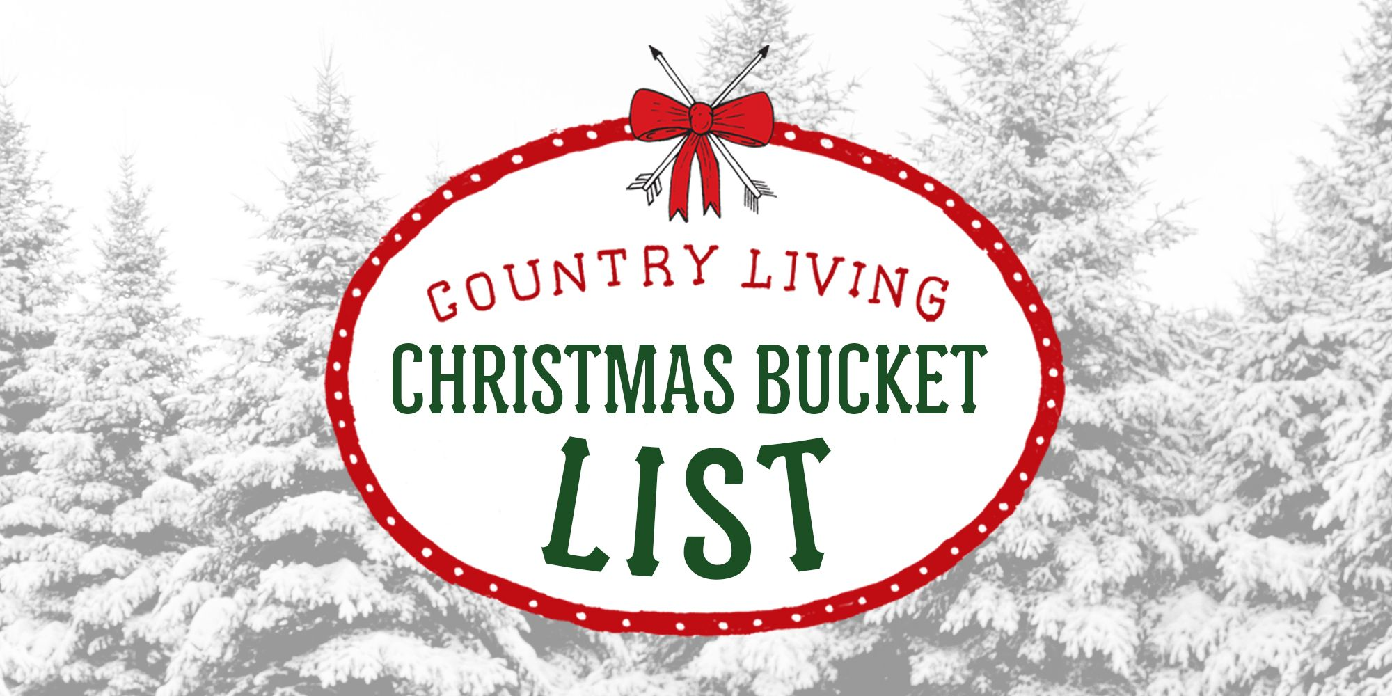 25 Fun Christmas Activities - Christmas Bucket List Ideas - Country ...