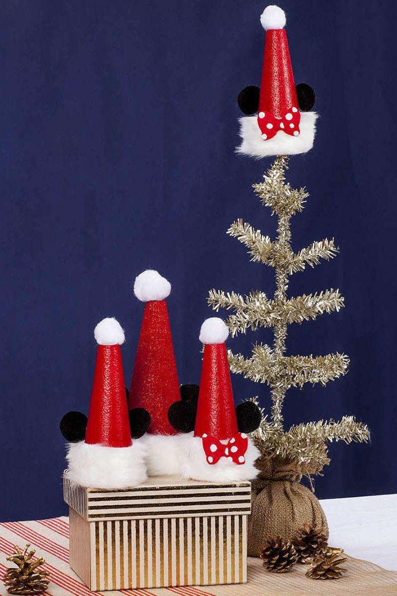 20 Disney Christmas Decorations - DIY Disney Christmas Ornaments