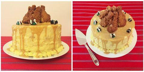 Food, Sweetness, Cuisine, Cake, Ingredient, Dessert, Baked goods, Dish, Cake decorating, Recipe,