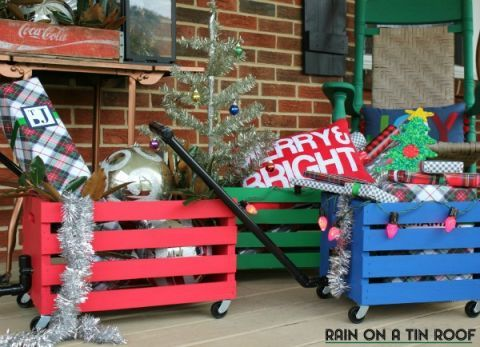 image - Decorating Crates For Christmas