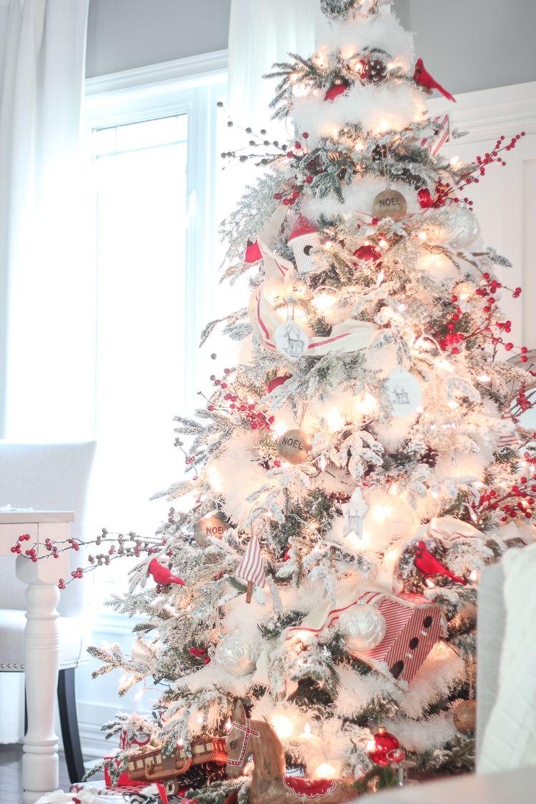 Blogger Christmas House Tour Decorating Ideas - How Bloggers ...