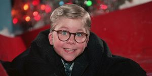 Peter Billingsley as Ralphie in A Christmas Story