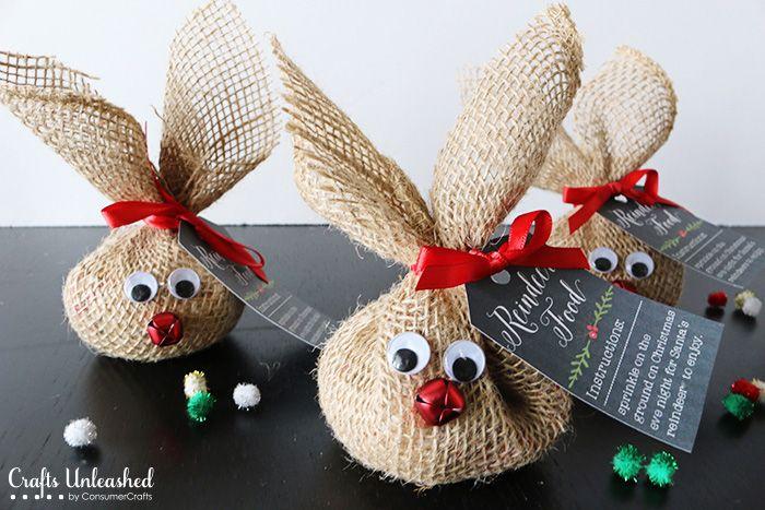 14 burlap christmas decorations rustic christmas decor - Christmas Burlap