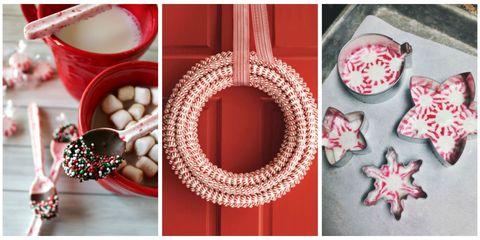 Pink, Bracelet, Body jewelry, Circle, Kitchen utensil, Craft, Sweetness, Jewelry making, Natural material, Bead,