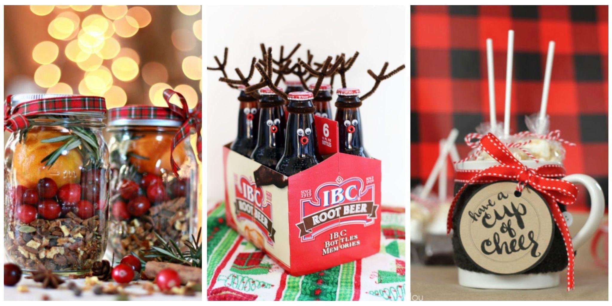 Neighbor gift ideas inexpensive christmas