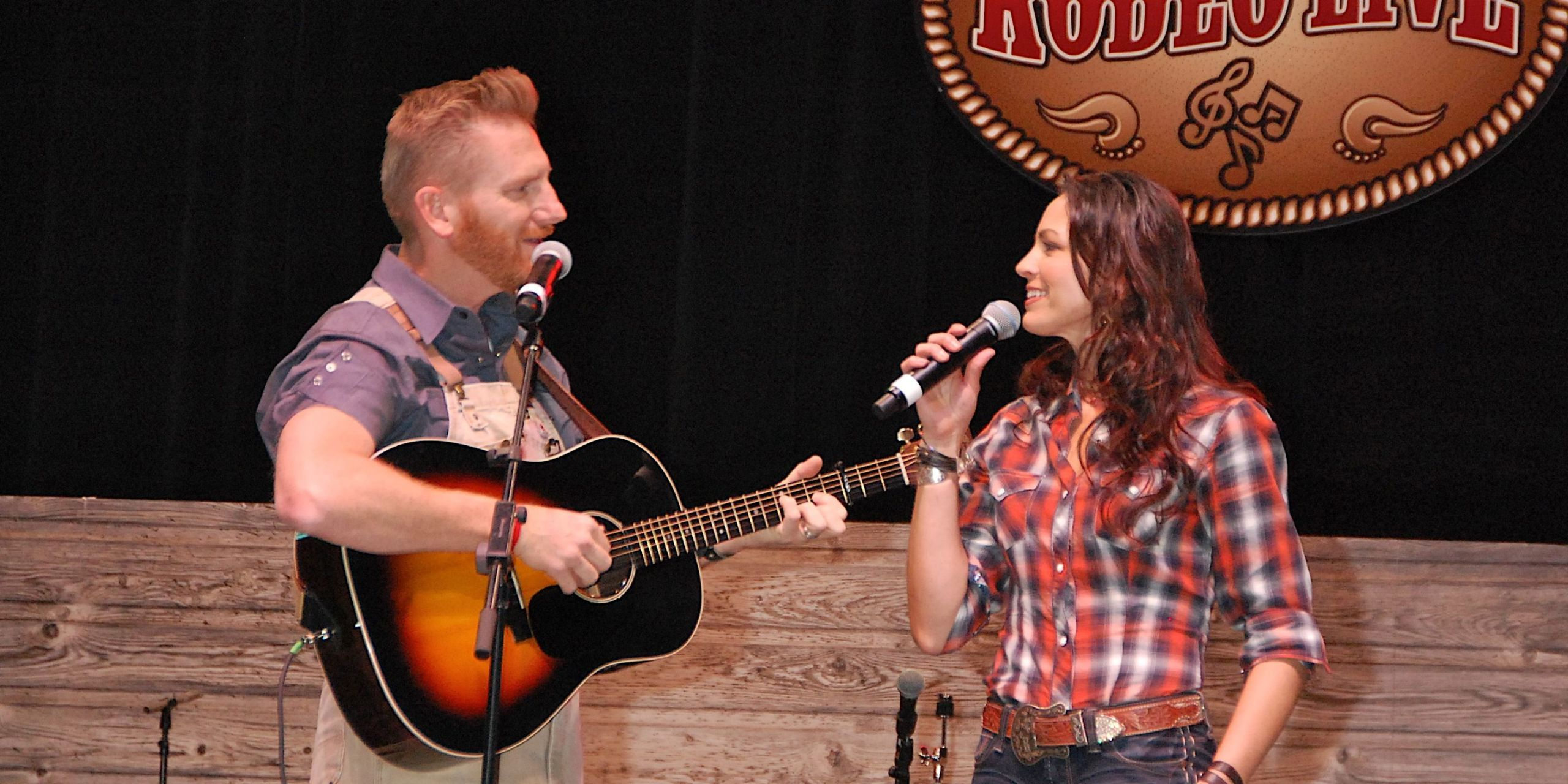 Joey and Rory Feek Have Been Nominated for a Grammy Award