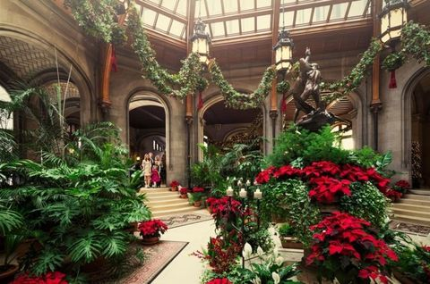 Courtey of the Biltmore