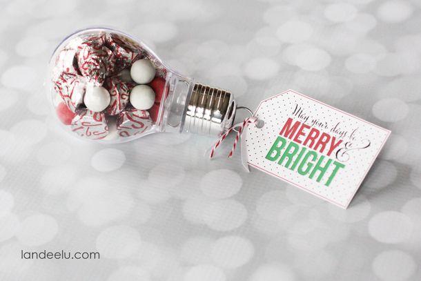30 Fun DIY Christmas Gifts for All Your Neighbors
