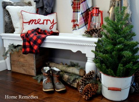 Room, Interior design, Interior design, Home, Christmas decoration, Holiday, Christmas, Wood flooring, Natural material, Hardwood,