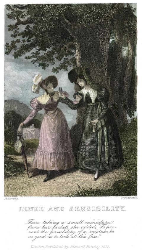 Victorian fashion, Interaction, Costume design, Vintage clothing, Art, Costume, One-piece garment, Gown, Illustration, Painting,