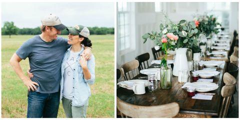 Cap, Photograph, Jeans, Table, Dishware, Furniture, Baseball cap, Denim, Bouquet, Centrepiece,