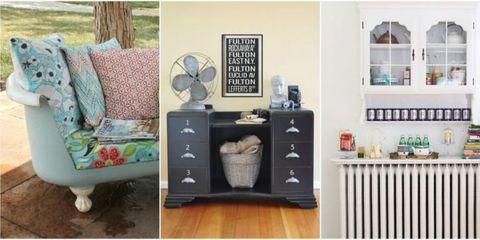 Room, Interior design, Drawer, Home, Furniture, Floor, Flooring, Sideboard, Teal, Pillow,