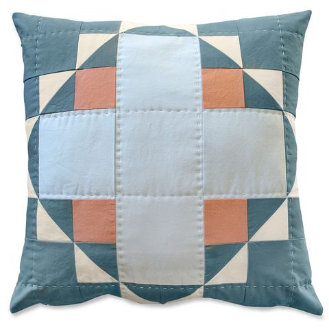 Blue, Brown, Yellow, Product, Green, Textile, Patchwork, Pattern, Orange, Linens,