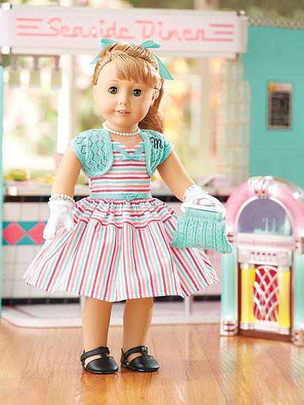 American Girl doll Maryellen Larkin