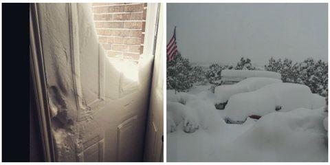 Photograph, Winter, Fixture, Freezing, Slope, Geological phenomenon, Glacial landform, Home, Snow, Home door,