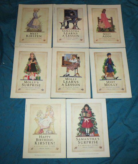 American Girl original books